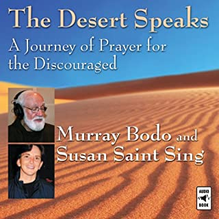 The Desert Speaks cover art