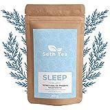 Infusiones Relajantes para Dormir | 100grs(60 Días) | Infusiones para Dormir | Valeriana Infusion | Ingredientes Premium Valeriana, Manzanilla Natural , Ortiga Verde, Melisa…