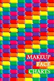 recensione Makeup Face Charts Blank Workbook
