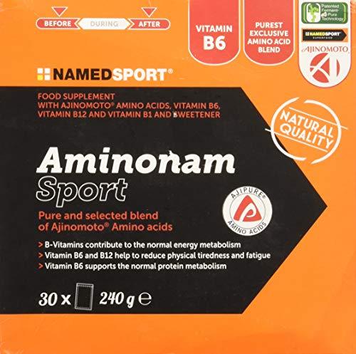 Named Aminonam Sport 30 bags