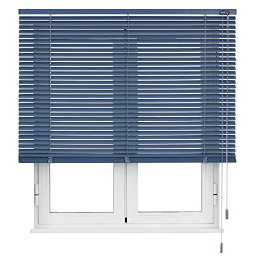 VIEWTEX - PERSIANA Veneciana DE Aluminio 25MM (Disponible EN Varias Medidas Y Colores)