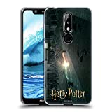 Head Case Designs Officiel Harry Potter Vaincre Voldemort Deathly Hallows XXX Coque en Gel Doux...