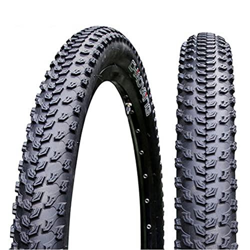 HUJUNG Neumático Plegable De Bicicleta De 26 X 1,95 para MTB, Neumático De Carrera A Campo Traviesa, Piel De Tiburón, Kevlar Antipinchazos, 1 Uds