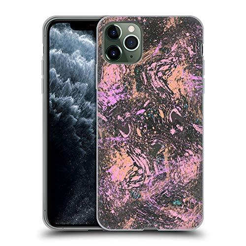 Head Case Designs Oficial Ninola Polvo de Coral Moderno 2 Carcasa de Gel de Silicona Compatible con Apple iPhone 11 Pro MAX