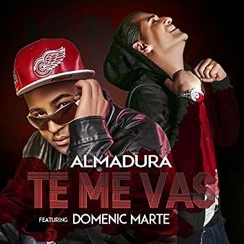 Te Me Vas (feat. Domenic Marte)