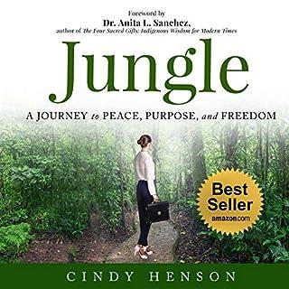 Jungle audiobook cover art