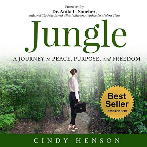 Jungle audiobook cover art
