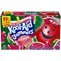 10-Pack Kool-Aid Jammers Watermelon Flavored Juice Drink