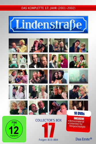 Lindenstraße - Das komplette 17. Jahr (10 DVDs)