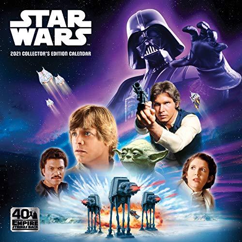 2021 Star Wars (Empire Strikes Back 40th) Collector's Edition Calendar