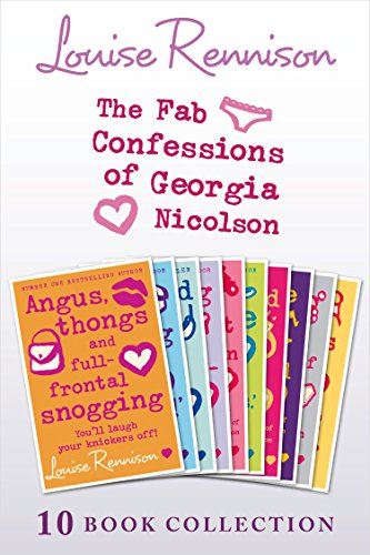 The Complete Fab Confessions of Georgia Nicolson: Books 1-10 (The Fab Confessions of Georgia Nicolson) (English Edition)