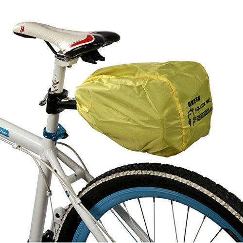 MXBIN Bolsa de sillín de Bicicleta con Hebilla de liberación rápida for...