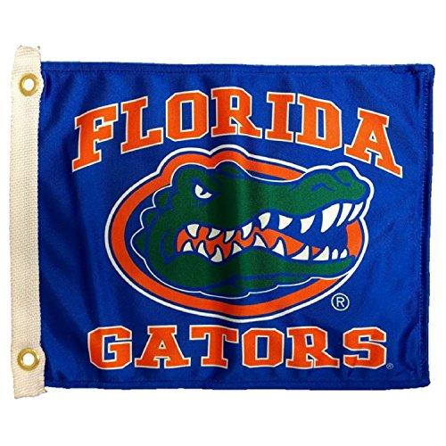 NCAA Florida Gators Boot-/Golfwagen-Flagge, 12 x 15 cm