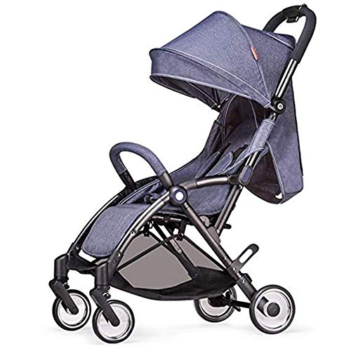Review Of Byrhgood Portable Baby Stroller Light Newborn Baby Stroller One Hand One Button Folding Hi...