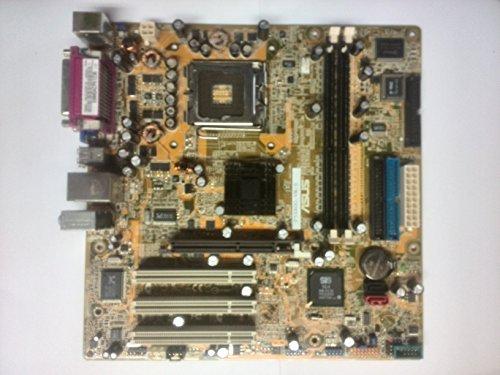 ASUS P5S800-VM/S P5S800 VM Mainboard Sockel 775 AGP VGA 3x PCI SATA LAN