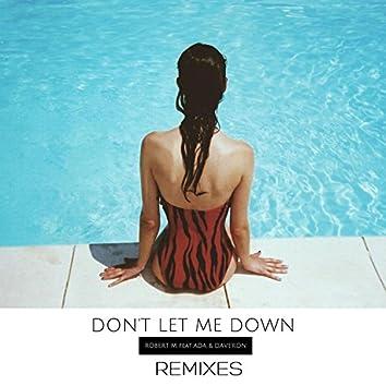 Don't Let Me Down REMIXES