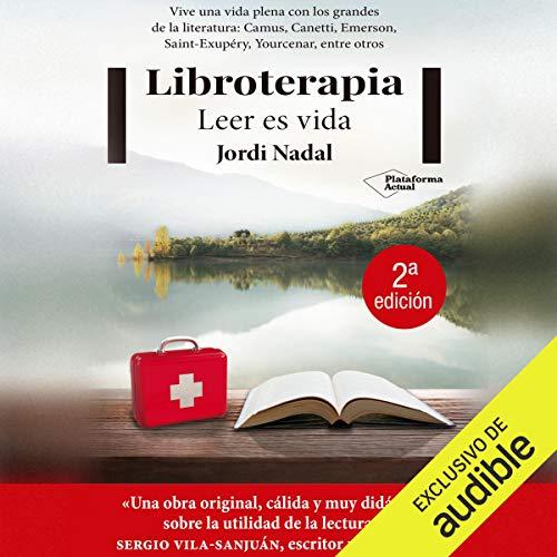 Libroterapia [Spanish Edition] cover art