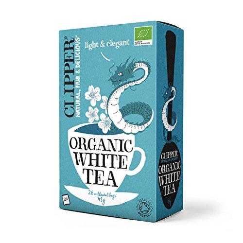 (3er BUNDLE)| Clipper - Organic White Tea -26bag