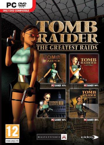 Tomb Raider: The Greatest Raids (PC DVD)