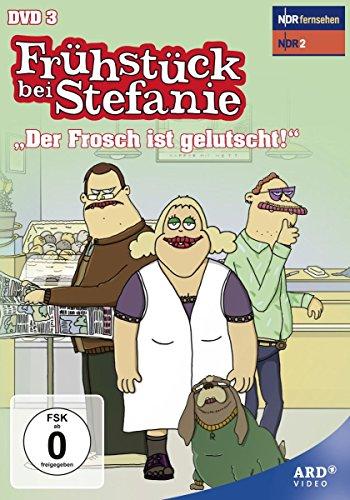 Frühstück bei Stefanie, Vol. 3: Der Frosch ist gelutscht!