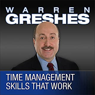 Time Management Skills That Work audiobook cover art