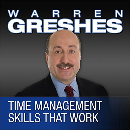 Time Management Skills That Work                   By:                                                                                                                                 Warren Greshes                               Narrated by:                                                                                                                                 Warren Greshes                      Length: 29 mins     9 ratings     Overall 3.9