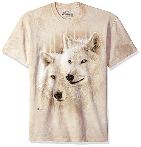 The Mountain Herren Sunlit Soulmates T-Shirt, hautfarben, XX-Large