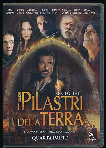 PLTS I Pilastri Della Terra Quarta Parte DVD Editoriale
