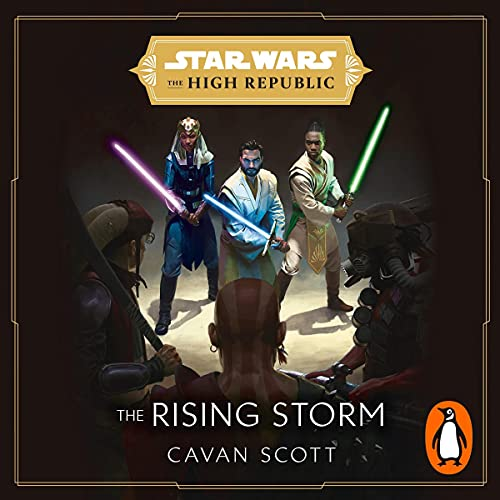 Star Wars: The Rising Storm cover art
