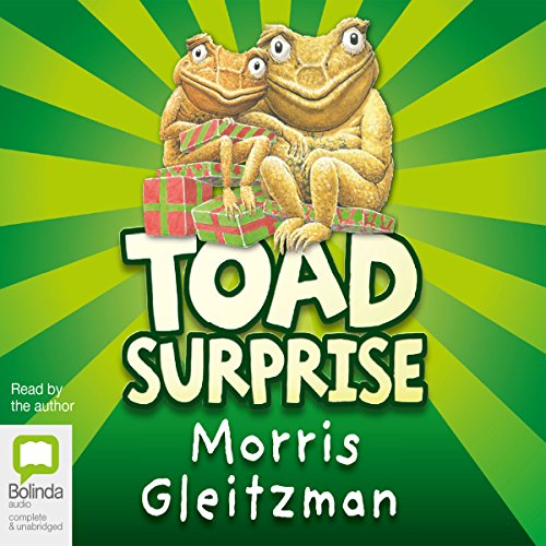 Toad Surprise audiobook cover art