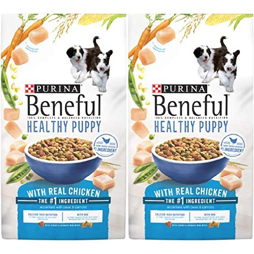 Beneful Dry Dog Food Healthy Puppy with Real Chicken (A)