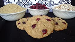 Chubby Babies Oatmeal Cranberry Lactose-free Lactation Cookie Mix 2-pack