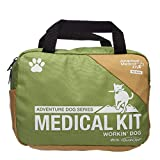 Adventure Medical Kits Workin' Dog Canine First Aid Kit with QuikClot