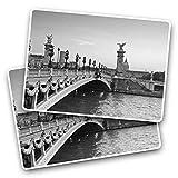 Impresionante pegatinas rectangulares (juego de 2) 7,5 cm – Alejandro III...