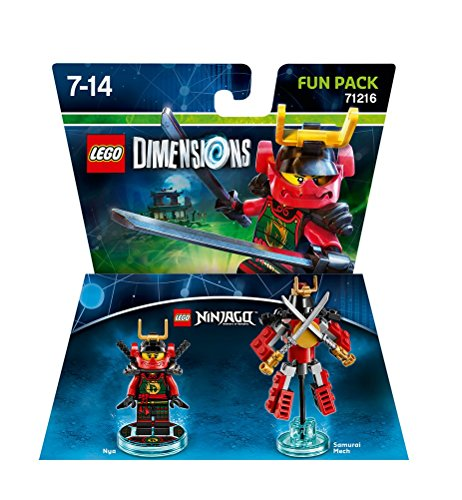 LEGO Dimensions - Fun Pack - Nya