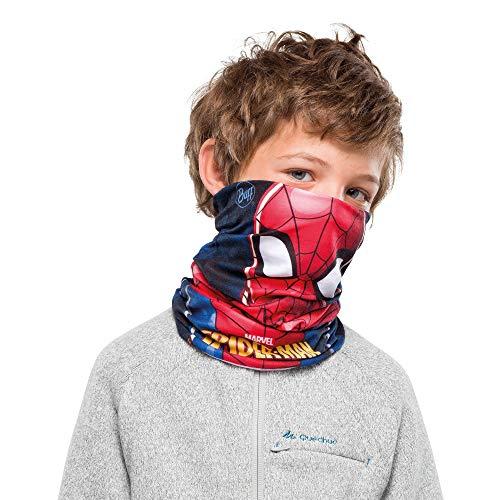 Buff Spider-Man Tubular Original Junior, Unisex niños, Red, Única