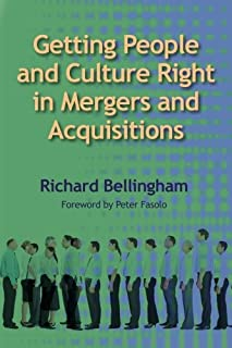 Getting People and Culture Right in Mergers and Acquisitions