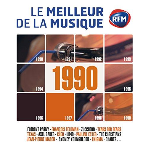 Le Meilleur de la Musique-1990