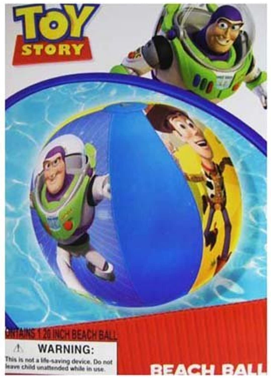 Toy Story 3 Inflatable 20 Beach Ball by Unknown