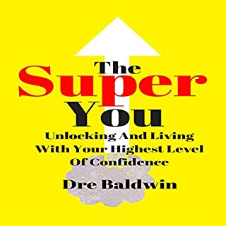 The Super You audiobook cover art