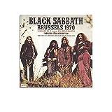 WSDSB 15 Musikband Black Sabbath Poster Dekorative Malerei