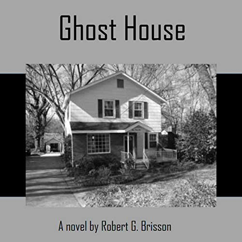 Ghost House audiobook cover art