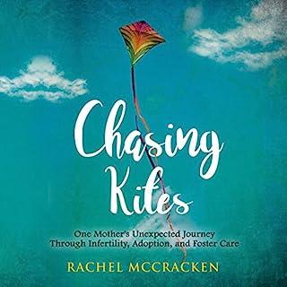 Chasing Kites audiobook cover art
