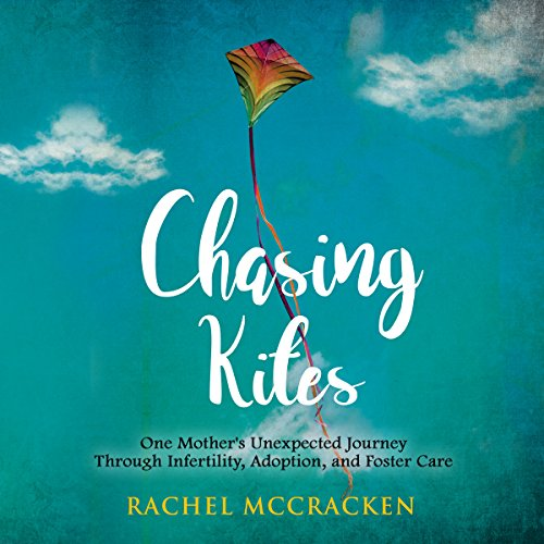 Chasing Kites audiobook cover art