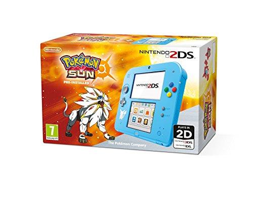 Nintendo Handheld Console 2DS with Pokemon Sun