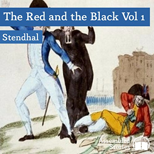 The Red and the Black, Volume 1 cover art