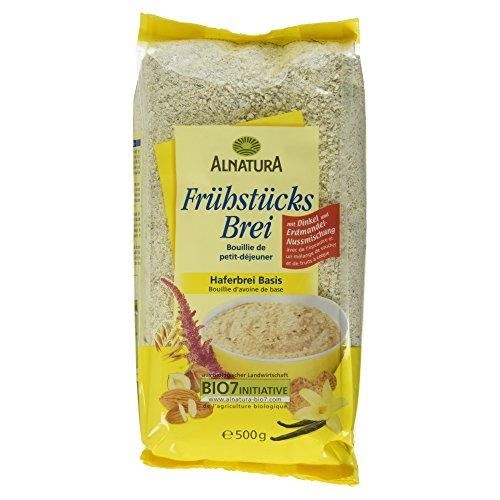 Alnatura Bio Frühstücksbrei Basis, 500 g