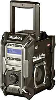 Makita MR003GZ01 12V Max to 40V Max Li-ion CXT/LXT/XGT DAB/DAB+ Job Site Radio - Batteries and Charger Not Included