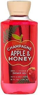 Bath & Body Works Champagne Apple & Honey Shower Gel, 10 Ounce