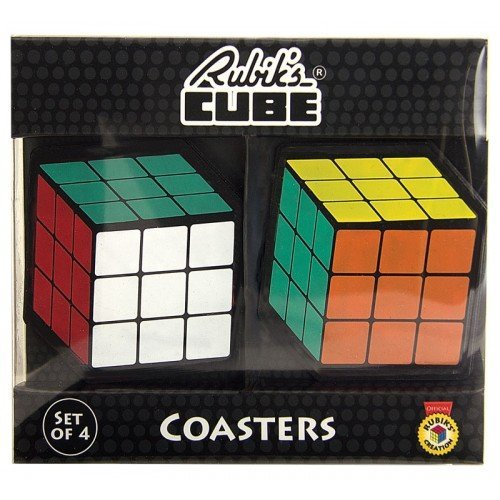 Rubik's Cube - Posavasos, diseño de Cubo Rubik